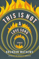 This Is Not a Love Song PDF