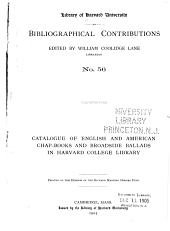 Bibliographical Contributions: Issues 56-60