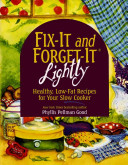 Fix It and Forget It Lightly