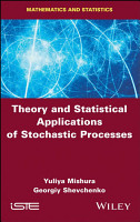 Theory and Statistical Applications of Stochastic Processes PDF