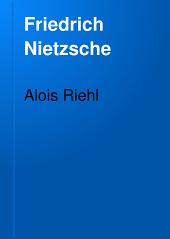 Friedrich Nietzsche: der Künstler und der denker ...