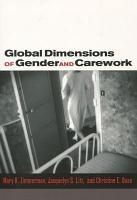 Global Dimensions of Gender and Carework PDF