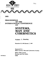 Proceedings of the International Conference on Systems  Man and Cybernetics PDF