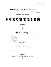 Abbildungen und beschreibungen neuer oder wenig gekannter conchylien, unter mithülfe mehrer deutscher conchyliologen