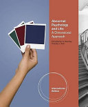 Abnormal Psychology and Life PDF