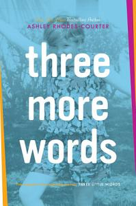 Three More Words Book