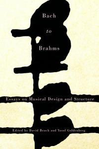 Bach to Brahms PDF
