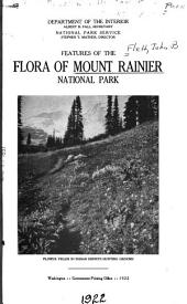 Features of the Flora of Mount Rainer National Park