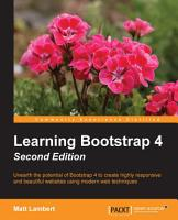 Learning Bootstrap 4 PDF