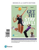 Get Fit  Stay Well  Books a la Carte Edition