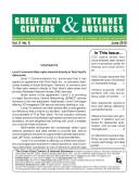 Green Data Centers Monthly Newsletter June 2010