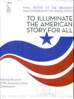 To Illuminate the American Story for All PDF