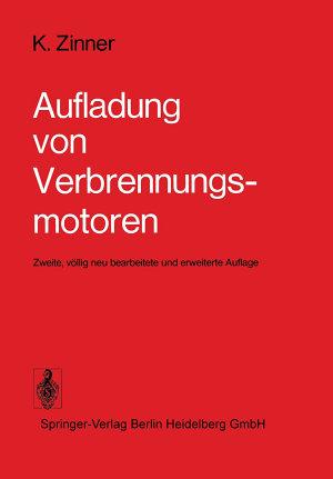 Aufladung von Verbrennungsmotoren PDF