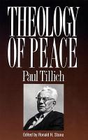 Theology of Peace PDF