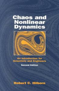 Chaos and Nonlinear Dynamics Book