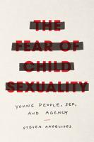 The Fear of Child Sexuality PDF