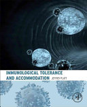 Immunological Tolerance and Accommodation PDF