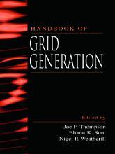 Handbook of Grid Generation PDF