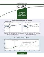 CBO   s 2011 Long Term Budget Outlook PDF
