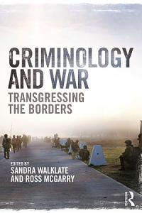 Criminology and War Book