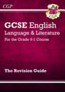 New GCSE English Language and Literature Revision Guide   For the Grade 9 1 Courses PDF