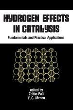 Hydrogen Effects in Catalysis