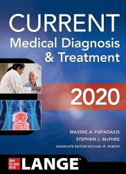 Current Medical Diagnosis And Treatment 2020 Book PDF