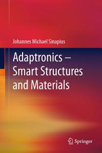Adaptronics     Smart Structures and Materials PDF