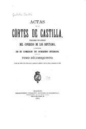 Actas de las Cortes de Castilla: Volumen 15