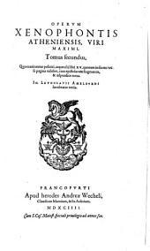 Ta heuriskomena: Quo continentur politici, atque alij libri xv ... cum epistolarum fragmentis, & adpendice noua, Τόμος 2