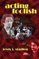 Acting Foolish PDF