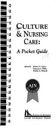Culture Nursing Care Book PDF