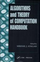 Algorithms and Theory of Computation Handbook PDF
