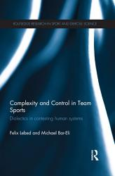 Complexity and Control in Team Sports PDF