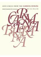 Love Lyrics from the Carmina Burana PDF