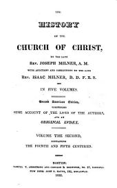 History of the Church of Christ: Volume 2