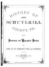 History of Schuylkill County  Pa PDF