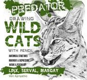 Drawing Wild Cat with Pencil