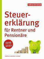 Steuererkl  rung f  r Rentner und Pension  re 2019 2020 PDF
