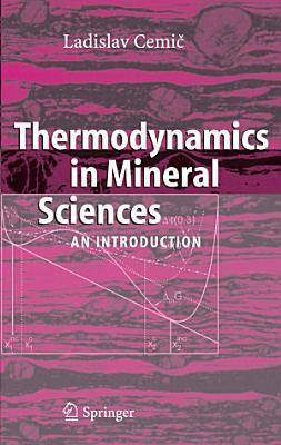 Thermodynamics in Mineral Sciences