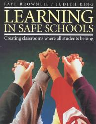 Learning In Safe Schools Book PDF