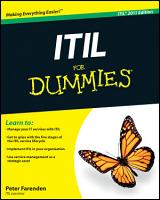 ITIL For Dummies PDF