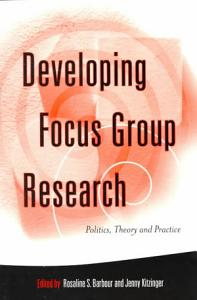 Developing Focus Group Research Book