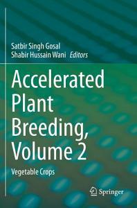 Accelerated Plant Breeding  Volume 2 PDF