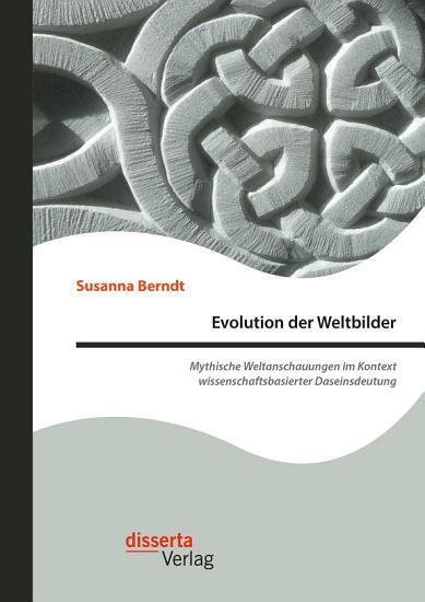 Evolution der Weltbilder PDF