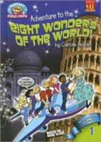 Adventure to the Eight Wonders of the World PDF
