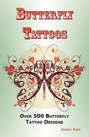 Butterfly Tattoos Book