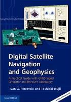 Digital Satellite Navigation and Geophysics PDF