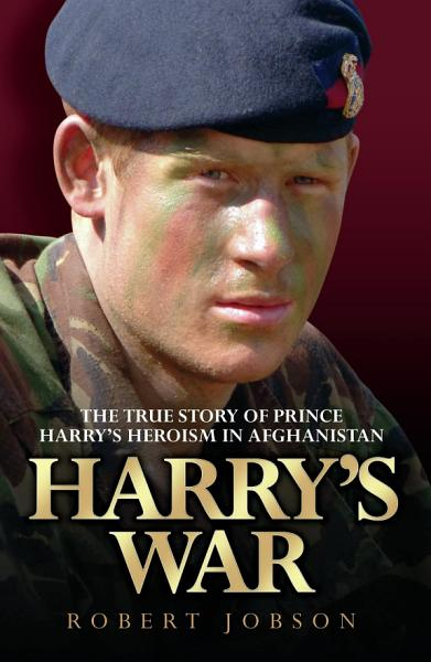 Harry's War - The True Story of the Soldier Prince Pdf Book