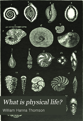 What is Physical Life?: Its Origins and Nature